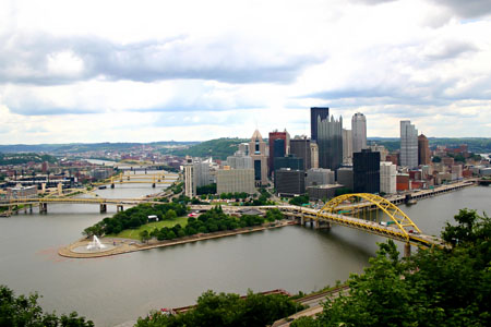proximity to pittsburgh